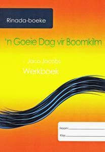Picture of Edu Teach - Goeie dag vir Boomklim Werkboek (Rinada-Boeke) 2021 version