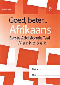 Picture of Goed, Beter Afrikaans Werkboek Graad 9 (CAPS)