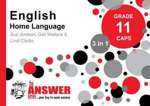 Picture of The Answer Series English Home Language Grade 11 3-in-1