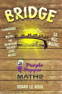 Picture of Bridge: Cambridge AS Maths and Namibian Higher Level Maths