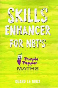 Picture of Purple Pepper: Maths Skills Enhancer for NBT's - Duard Le Roux