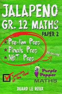 Picture of Purple Pepper: Jalapeno Maths Paper2