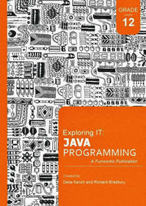 Picture of Exploring IT: Java Programming Grade 12 3rd Edition 2020 (NEW) Latest
