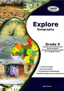 Picture of Explore Geography (Social Sciences) Grade 9 CAPS