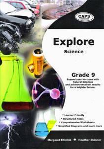 Picture of Explore Science (Natural Sciences) Grade 9 CAPS