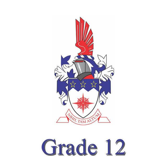 Northcliff High School 2021 Grade 12