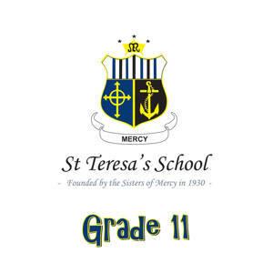Picture of St Teresa's Grade 11 2021