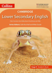 Picture of Collins Cambridge Lower Secondary Stage 9 Student Book