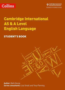 Picture of Cambridge International AS and A Level English Language Student Book - Beth Kemp