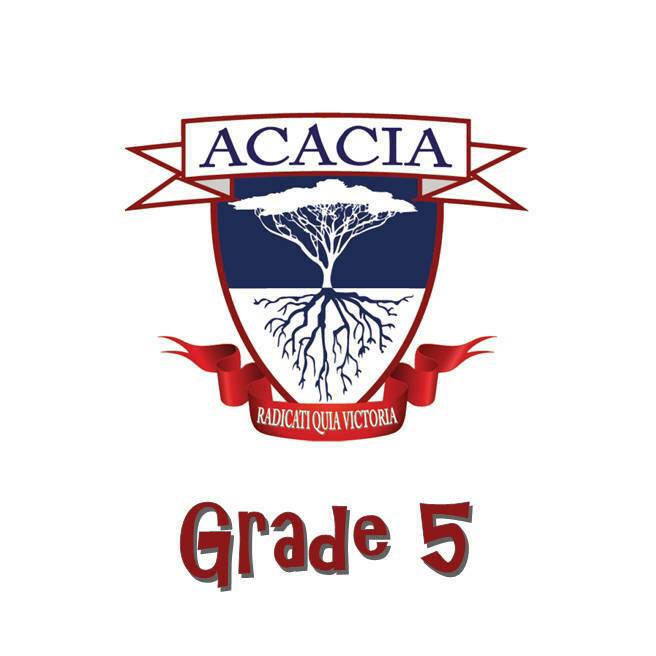 Acacia Schools Grade 5