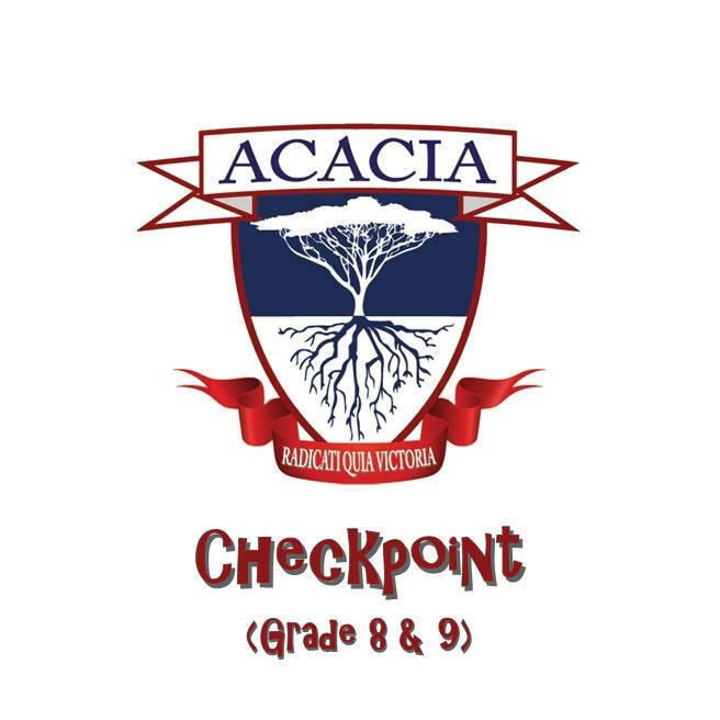 Acacia Schools Checkpoint (Grade 8 & 9)