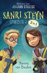 Picture of Sanri Steyn: Omnibus 2 (Spook,monsters,weerwolfwe)