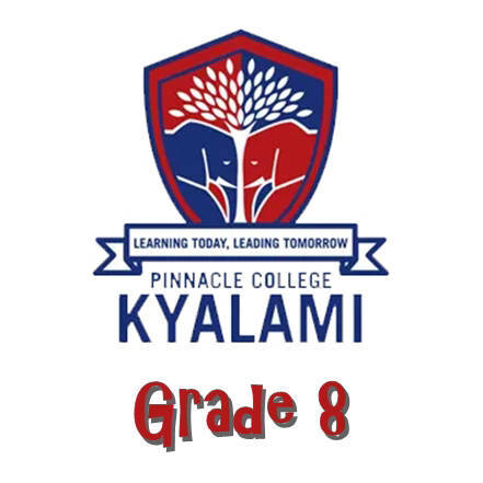 Pinnacle Kyalami Grade 8