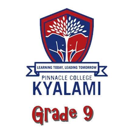 Pinnacle Kyalami Grade 9