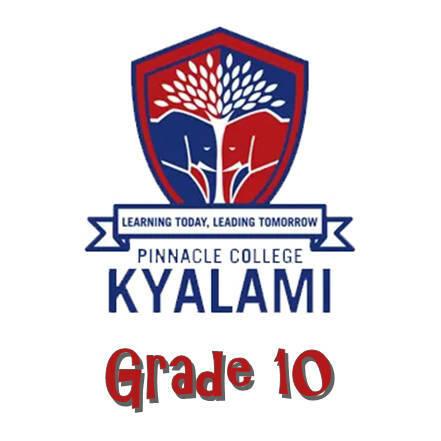 Pinnacle Kyalami Grade 10