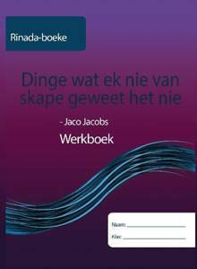 Picture of Dinge wat ek nie van skape geweet het nie Werkboek - (RInada-Boeke)