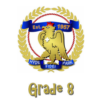 Hyde Park High Grade 8