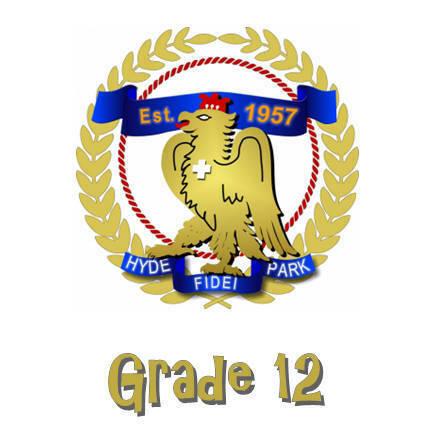 Hyde Park High Grade 12