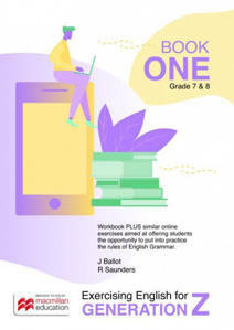 Picture of Exercising English For Generation Z Book One - J Ballot & R Saunders (Grades 7 & 8)