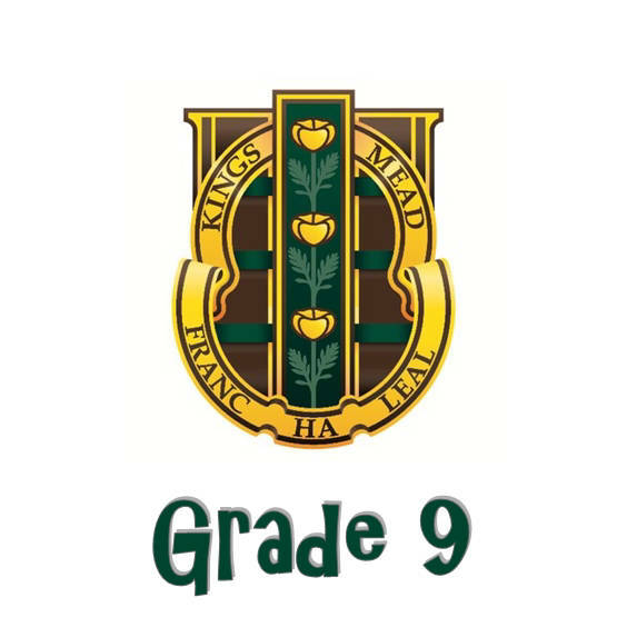 Kingsmead College Grade 9