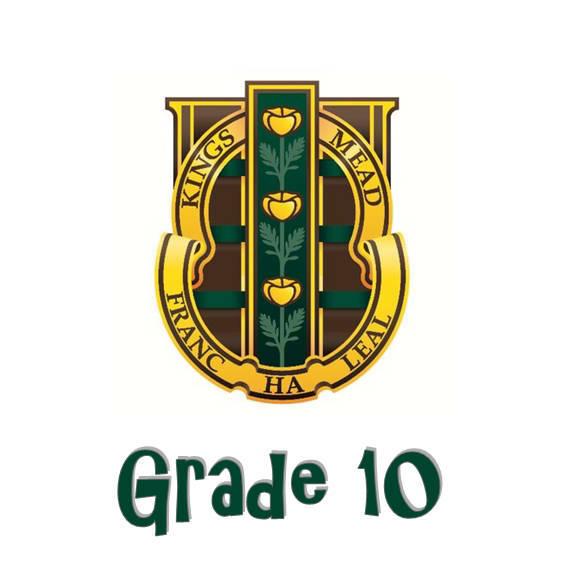 Kingsmead College Grade 10