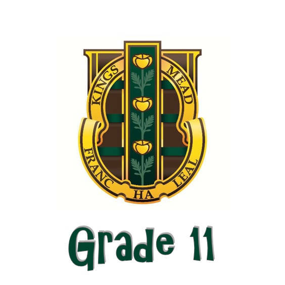 Kingsmead College Grade 11