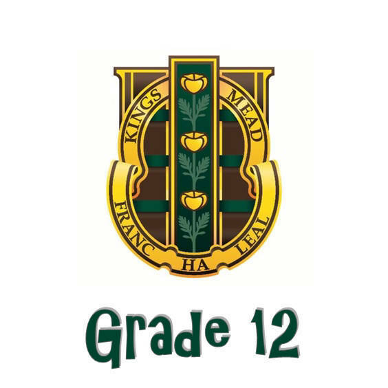Kingsmead College Grade 12