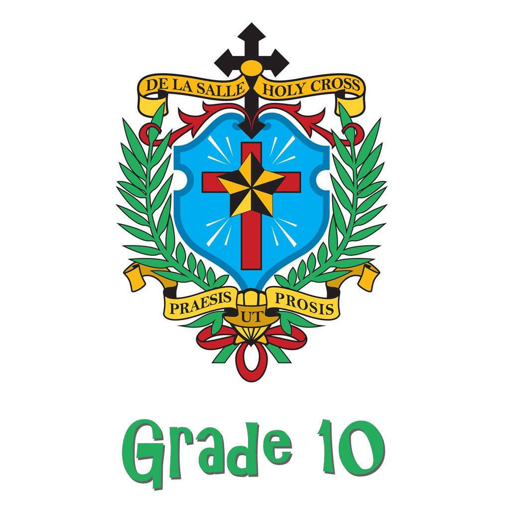 De La Salle Holy Cross College Grade 10