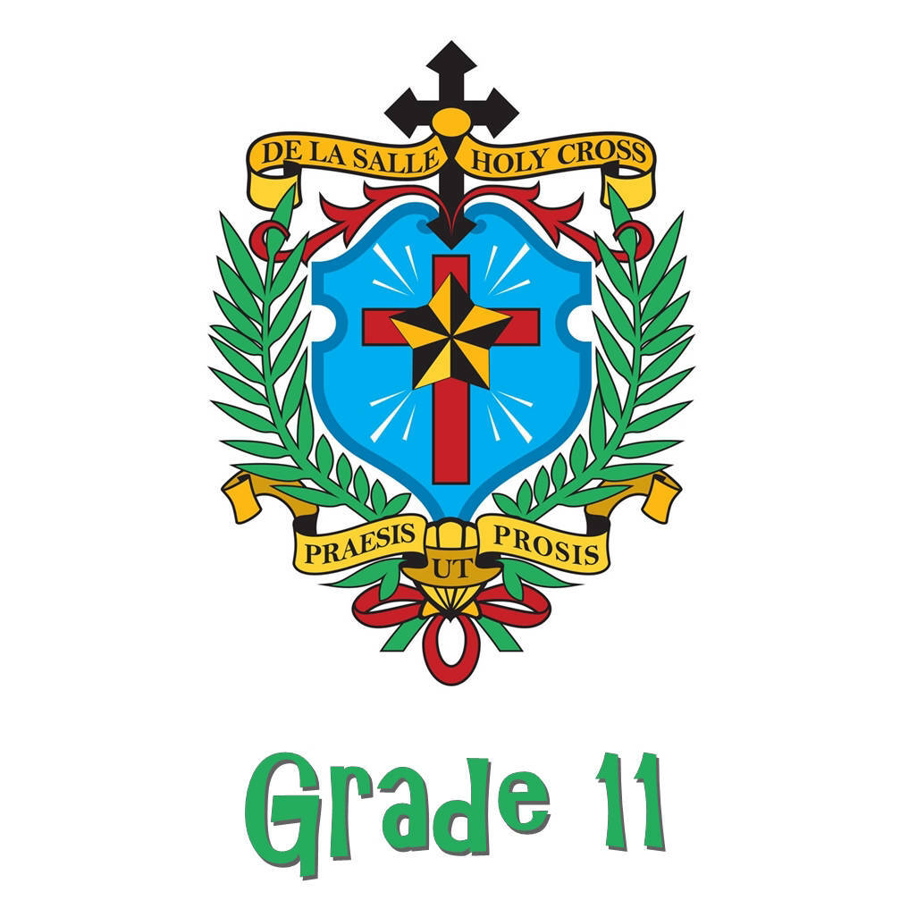 De La Salle Holy Cross College Grade 11