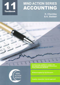 Picture of Mind Action Series Accounting Grade 11 Textbook (2020)