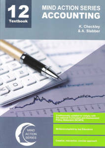 Picture of Mind Action Series Accounting Grade 12 Textbook (2020)