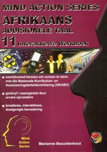 Picture of Mind Action Series Afrikaans Graad 11 Handboek/Werkboek Eerste Addisionele Taal (NKAPS)