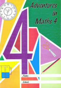 Picture of Adventures in Maths Grade 4
