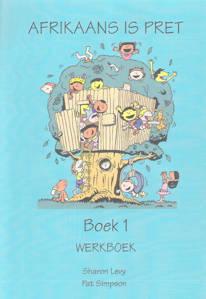 Picture of Afrikaans is Pret Werkboek 1