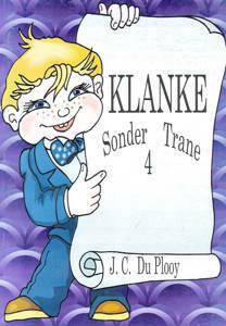 Picture of Klanke Sonder Trane Werkboek 4
