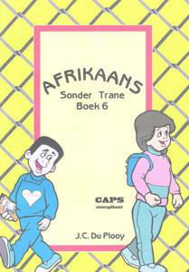 Picture of Afrikaans Sonder Trane Werkboek 6