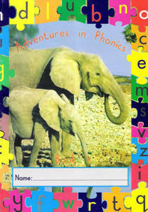 Picture of Adventures in Phonics Grade 1