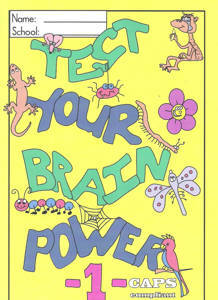 Picture of Test Your Brain Power Workbook 1