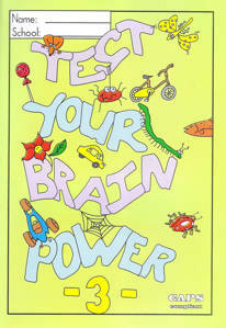 Picture of Test Your Brain Power Workbook 3