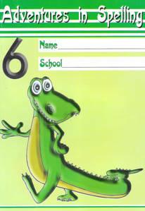 Picture of Adventures in Spelling Grade 6