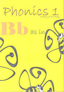 Picture of Phonics Workbook 1 - J.C. Du Plooy