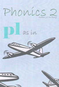 Picture of Phonics Workbook 2 - J.C. Du Plooy