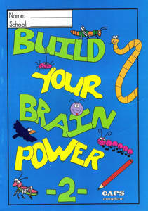 Picture of Build your Brain Power Book 2