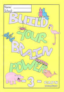 Picture of Build your Brain Power Book 3