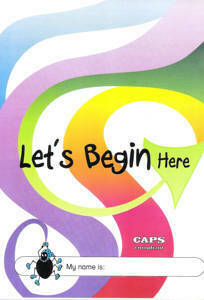 Picture of Let's Begin Here: Workbook