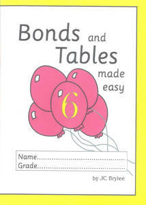 Picture of Bonds and Tables Made Easy Workbook 6