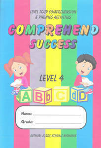 Picture of Comprehend Success Level 4