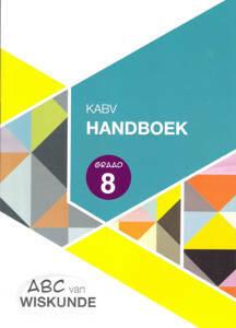 Picture of ABC van Wiskunde Graad 8 HandBoek A4