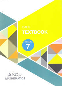 Picture of ABC Mathematics Grade 7 Textbook A4