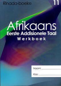 Picture of Afrikaans 11 Eerste Addisionele Taal werkboek (sonder letterkunde)